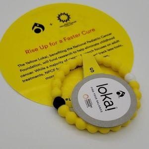 NWT Yellow LOKAI Bracelet size small